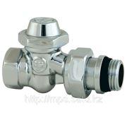 Клапан радиаторный хромированный HTM от d15 до d20 (от 900 тг. до 1100 тг. ) фото