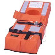 Спасательный жилет со свистком Martek фото