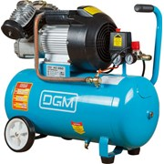 Компрессор DGM (Дгм) 50 литровый фото