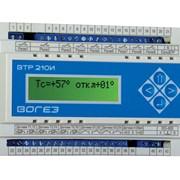 Мультипрограммный контроллер ВТР 210И для систем отопления, горячего водоснабжения и приточной вентиляции фото