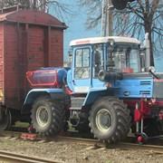 Локомобиль ММТ-2 на базе трактора фото