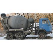 Продам Камаз 5410 СБ-92В бетоносмеситель (миксер) 1986г фото