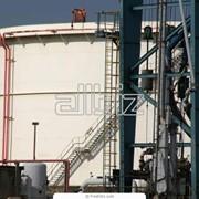 Вертикальные цилиндрические резервуары для хранения нефтепродуктов объeмом от 50 м3 до 75 000 м3 фото