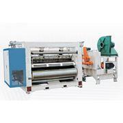Гофропресс для производства двухслойного гофрированного картона SF-I-360 Single Facer оборудование для изготовления гофрокартона фото