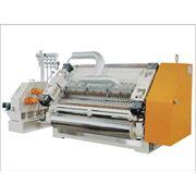 Гофропресс для производства двухслойного гофрированного картона SF-C-320F Single Facer оборудование для изготовления гофрокартона фото