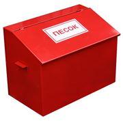 Ящик для песка(металл) фото