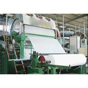 Бумагоделательная машина формат 2100 машины для изготовления бумаги фото