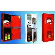 Шкаф пожарный 03Н(540х1280х230) фото