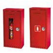 Шкафы пожарные металлические фото