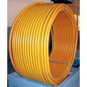 Трубы полиэтиленовые защитные для телекоммуникаций. фото
