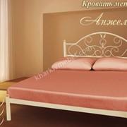 Кровать Анжелика 2000*1800 фото