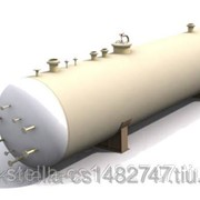Сепаратор нефтегазовый НГСВ 1,0-3000 фото