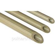 Трубы полипропиленовые Ду20-63мм фото