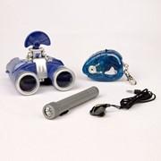 """Игровой набор WinTech """"Sonic Binoculars Spy Set"""" 1273 фото"""