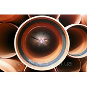 Труба ПВХ SDR 41 (SN4) Dn 400, 4000 мм фото