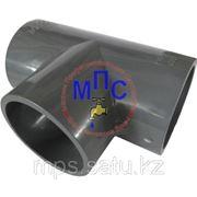 PVC Тройник фото