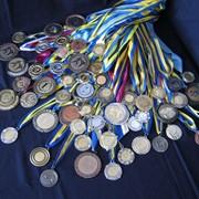 Медали спортивные, изготовление медалей фото