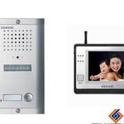 Домофон безпроводной Kenwei KW-V730C +KW-V135MC фото