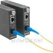 Медиаконвертер D-Link DMC-920R 100BaseTX/FX 20km WDM, код 23271 фото