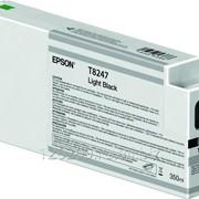 Картридж Epson Black UltraChrome HDX/HD 350мл черный фото