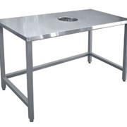 Стол для сбора отходов СДО.6х6.Ц фото