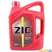Трансмиссионное масло ZIC G-EP GL-4 80W90 4л фото