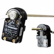 Термостат для водонагревателя Ariston (Аристон) TAS 300 RF 72/80 TW (черн.прямоуг.с флажком) фото