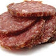 Изделия колбасные сырокопчёные фото