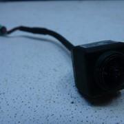 Камера в решетка радиатора Porsche Panamera 2010> фото