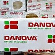 Теплоизоляция Danova ( минеральный базальтовый утеплитель) фото