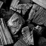 Древесный уголь из граба фото