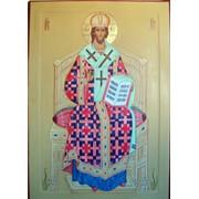 Икона Господь Вседержитель фото