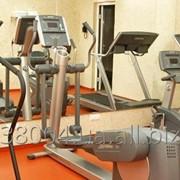 Услуги фитнес-комнаты фото