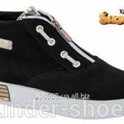 Полуботинки Kinder-Shoes Д-732/1чз. р30-35 фото