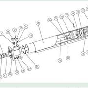 Цилиндр подвода ключа АКБ-3.2-5 фото