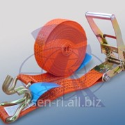 Ремни для крепления груза 5000 daN 5т 12 метров (стяжные ремни) фото