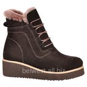 Ботинки женские зимние, модель 433070 фото