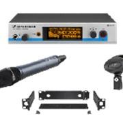 Sennheiser EW 500-965 G3-A-X UHF (516-558 МГц) радиосистема серии evolution G3 500, ручной передатчик с конденсаторной микрофонной головкой MD 965 фото