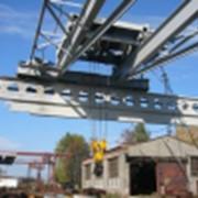 Мостовые краны электрические. фото