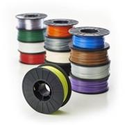 Пластик ABS PLA PVA HIPS PETG для 3Д-принтера фото