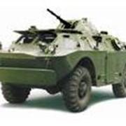 Бронированная разведывательно-дозорная машина БРДМ-2 фото