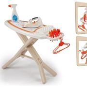 Детская гладильная доска с утюгом Smoby фото