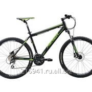 Велосипед Merida Big.Nine 20-D Matt-Black (Green) (2016) фото
