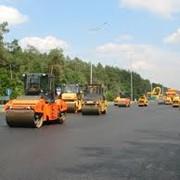 Строительство дорог в Обухове цена фото