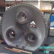 Услуги по металлообработке, изготовление металлоконструкций, литьё любой сложности (сталь, чугун, бронза) фото