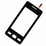 Тачскрин (TouchScreen) для Samsung S5260 black фото