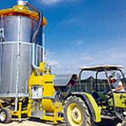 Мобильная зерносушилка Mecmar FSN 12/110 F субсидия РБ фото