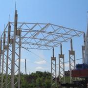 Установка инженерных систем и монтаж несущих конструкций г. Полтава фото