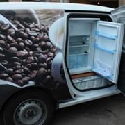 Переоборудование мобильной кофейни фото