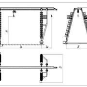 Кран козловой электрический ККТ-К управление из кабины от Производителя фото